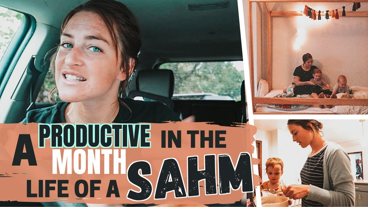 Getting My Life Together, My Method For Being Productive as a SAHM | Mennonite Mom Life