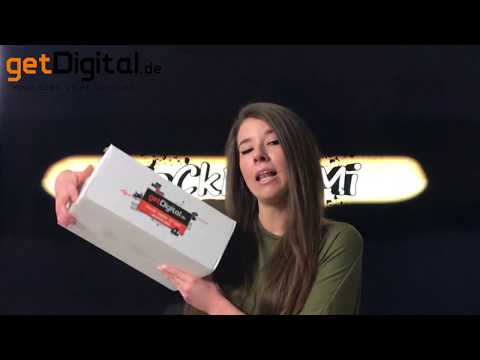 GET DIGITAL LOOTBOX - Die Januar Box von GetDigital.de - UNBOXING