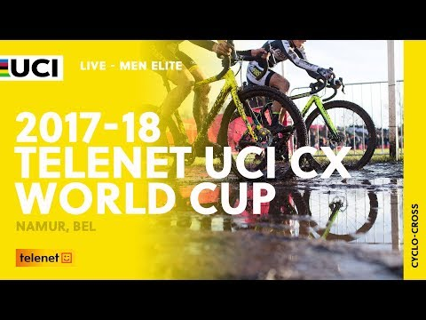 2017-18 Telenet UCI Cyclo-cross World Cup – Namur (BEL)  - Men's Elite