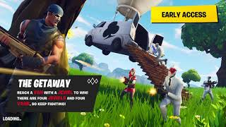 Fortnite Battle Royale: Getaway gagner New scilicet AR