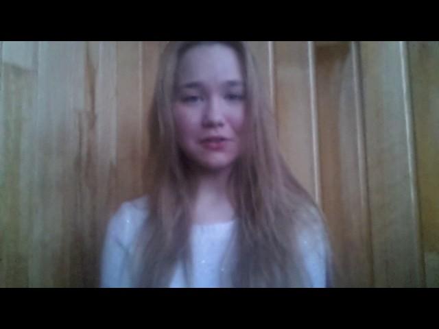 Изображение предпросмотра прочтения – ЕкатеринаИванова читает произведение «О, как убийственно мылюбим…» Ф.И.Тютчева
