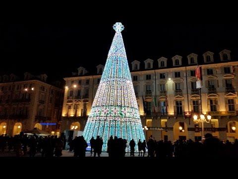Torino, bus tour, sera del 9.12.2016 - by Giovanni Rosin -John
