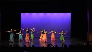IAMV Diwali 2017 Andover Ladies Dance