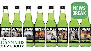 Jones Soda To Enter Cannabis Market With $10M Financing