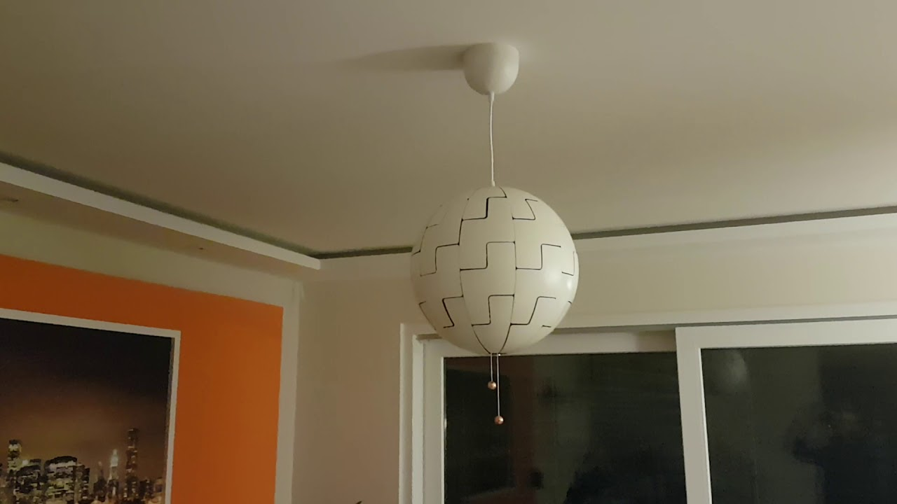 Smarte IKEA Lampe mit Star Wars Special - YouTube