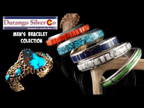 Mens Bracelet Collection By Durango Silver