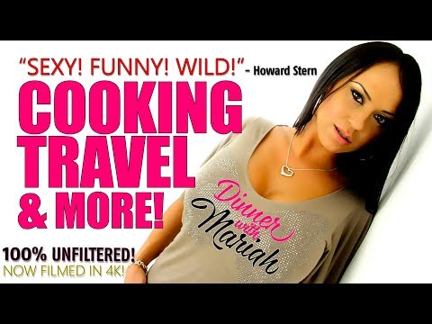 Welcome to Dinner with Mariah Milano! Adventurous Sexy Funny Unfiltered The Real Deal! from YouTube · Duration:  3 minutes 38 seconds