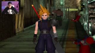 Final Fantasy VII // Cloud Strife is too cool for skool