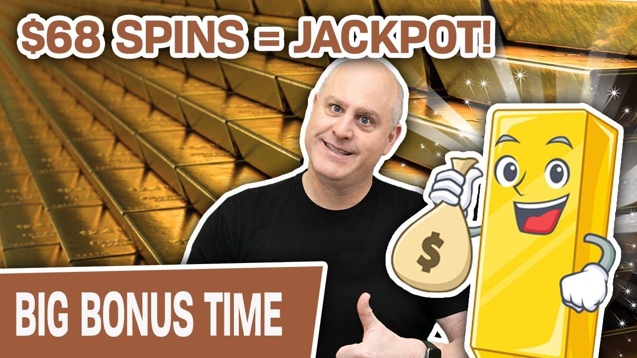 💸 $68 SPINS at Atlantis Reno 💰 JACKPOT on Gold Stacks Slots!