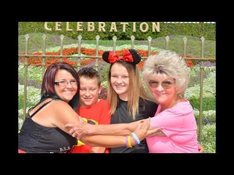 Utah Familes go to Disneyland Oct 15 to 19 2015