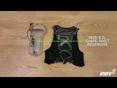 61a6df5502 inov-8 Race Ultra Pro 2in1 Vest Reservoir - YouTube