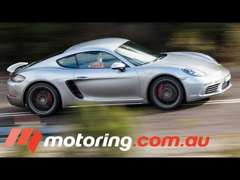 Porsche Cayman S At Australia's Best Driver's Car | 2nd Place | Motoring.com.au