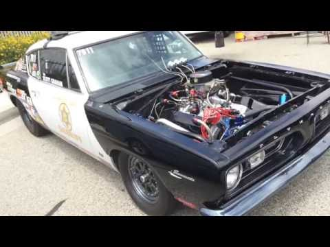 World's Fastest Police Car