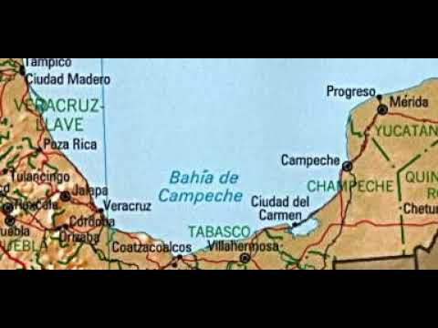 Bay of Campeche | Wikipedia audio article