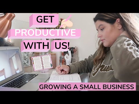 get-productive-with-us-*growing-a-small-business*