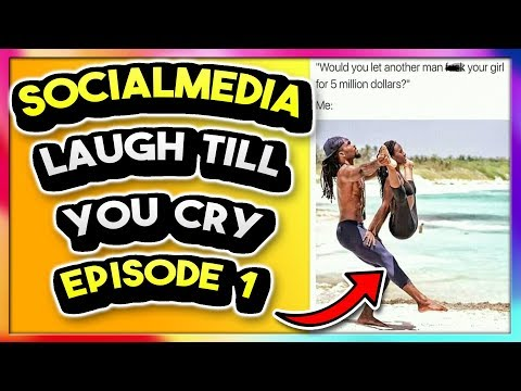Social media funny posts 2019 (Instagram Facebook Twitter) - Laugh Till You Cry Episode 1