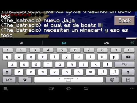 BOATS MOD | Minecraft PE | Download