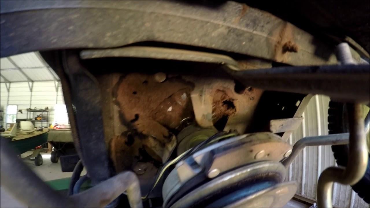 John Deere D170 Repair