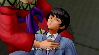 PS2 るろうに剣心 炎上!京都輪廻 劍心篇 4 宗次郎戦