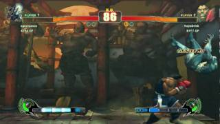 YouTube Poop vs StreetFighter 4 - Seth