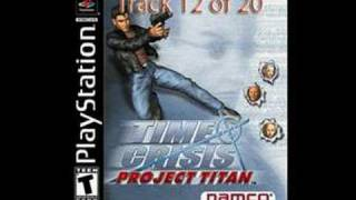 Time Crisis Project Titan - Track 12 -PlayStation-Music