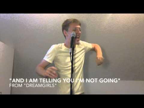 Songs Baritones Shouldn't Sing: THE MEGAMEDLEY