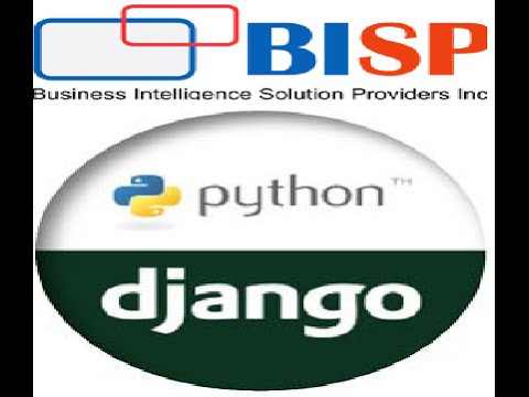Python and DJango Web App Development Demo Session