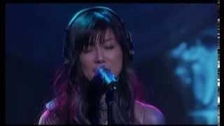 """""""Soushyn"""" Hitomi Shimatani Live crossover 2005 Japan."""