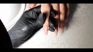 Наращивание на ВЕРХНИЕ ФОРМЫ Верхние формы Наращивание ногтей Маникюр Наращивание Гель покрытие
