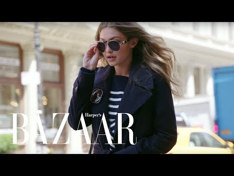 A Day In the Life of Gigi Hadid