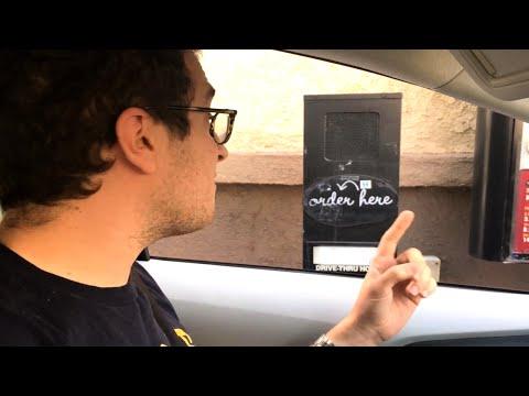 Vegan Taco Bell Drive-Thru Rap