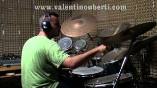 VALENTINO UBERTI - Heads up, Dave Weckl