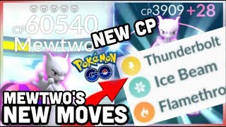 MEWTWO'S 3 NEW CHARGE MOVES IN POKEMON GO | MEWTWO RAID BOSS NEW CP LEVEL | AMAZING SALE BOXES