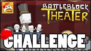 BattleBlock Theater | Challenge - Hızlı Ol! (Türkçe)