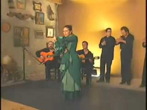 youtube Flamenco Baile por Tientos Pastora Galvan   YouTube