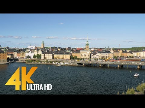 4K Stockholm, Sweden - Cities of the World | Urban Life Docu