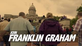 Join Franklin in Memphis | Decision America Tennessee Tour