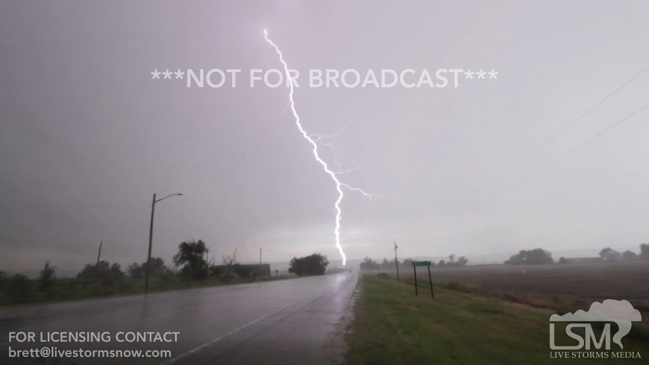 06-26-19 Scottsbluff, NE - Lightning and Hail.mp4