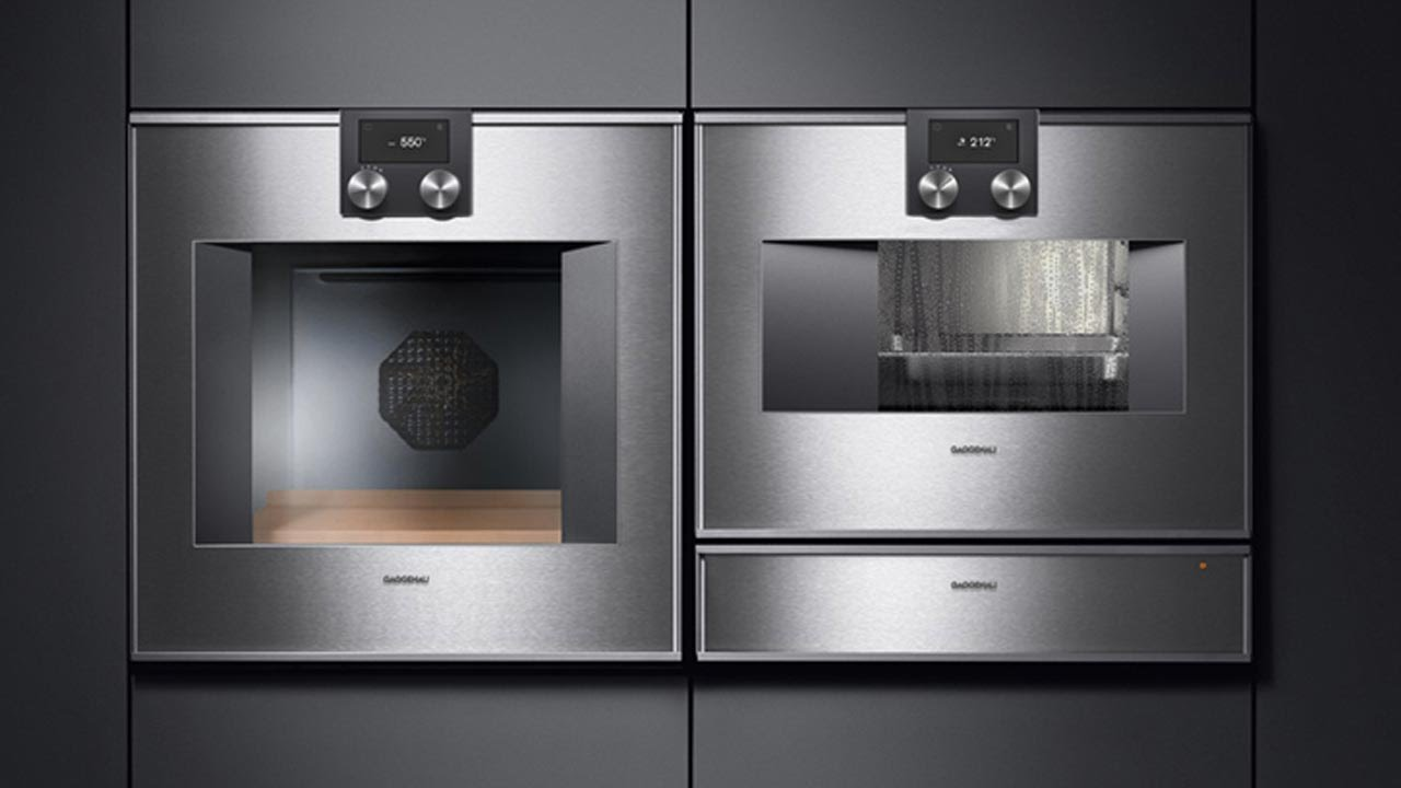 gaggenau 400 series ovens youtube. Black Bedroom Furniture Sets. Home Design Ideas