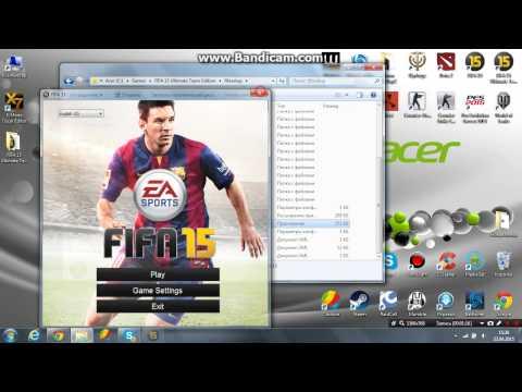 Где скачать и как установить FIFA 15 (Пиратка) 100%