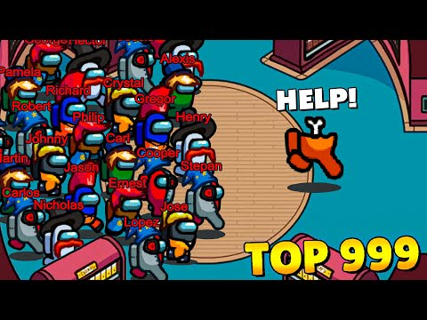 TOP 999 ODDLY SATISFYING AMONG US MOMENTS - PUMBA