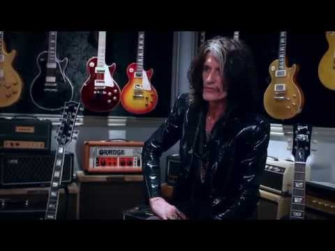 Joe Perry At: Guitar Center