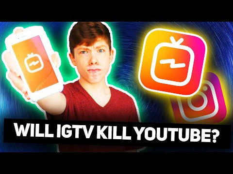 YOU are WRONG about IGTV!! IGTV is the FUTURE!!