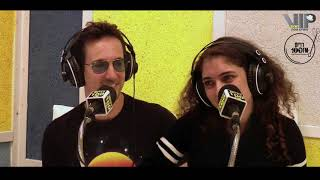 עברי לידר ורוני דלומי - נסיכה שלי (הדואט הדמיוני) - מאש לייב ברדיוס 100FM - מושיקו שטרן