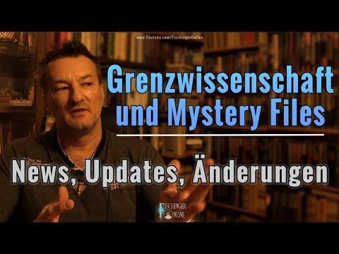 Grenzwissenschaft und Mystery Files   News und ein paar Infos zum Channel