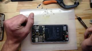 Розбирання смартфона Leeco LE X620