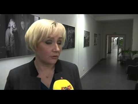 """Forskningsministern Helene Hellmark Knutsson om Macchiarini: """"Gråzoner"""""""