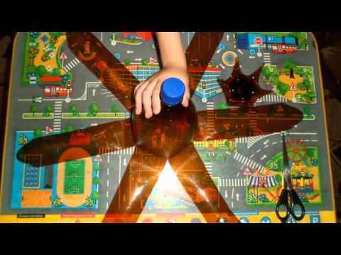 видео: Мастер класс  Пальма из пластиковых бутылок своими руками