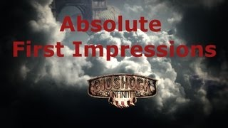 Bioshock Infinite Absolute First Impressions - PC Graphics and Gameplay Options HD Game Footage