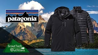 Patagonia Tres 3 in 1 Parka Review